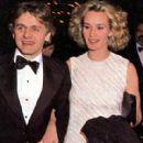 Jessica Lange and Mikhail Baryshnikov