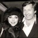 Joan Collins and Ronald S. Kass