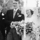 John Wayne and Josephine Alicia Saenz
