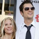 Johnny Knoxville and Melanie Clapp