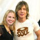 Johnny Rzeznik and Adrienne Frantz