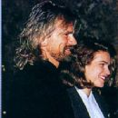 Katarina Witt and Richard Dean Anderson