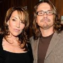 Katey Sagal and Kurt Sutter