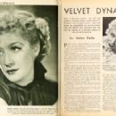 Miriam Hopkins - Picture Play Magazine Pictorial [United States] (March 1935) - 454 x 317