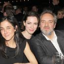 Sam Mendes and Rebecca Hall - 454 x 341