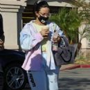 Demi Lovato – Seen out in Los Angeles