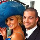 Mark Ballas and Katherine Jenkins