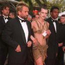 Luc Besson and Milla Jovovich