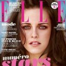 Kristen Stewart Cover Elle France Magazine June 2012