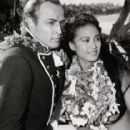 Marlon Brando and Tarita Teriipia