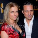 Maurice Benard and Paula Smith