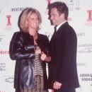 Michael Weatherly and Rachel Hunter
