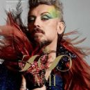 Boy George - Zoo Magazine Pictorial [United Kingdom] (December 2013) - 454 x 589