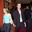 Monica Keena and Shane West