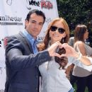 Angelique Boyer and David Zepeda: now together on stage