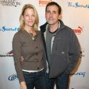 Nancy Walls and Steve Carell