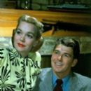 Ronald Reagan and Jane Wyman