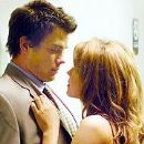 Nikki Cox and Josh Duhamel