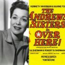 Over Here! Original 1974 Broadway Cast Starring The Andrew Sisters - 454 x 454