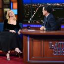 Claire Danes – 'The Late Show with Stephen Colbert' in NY - 454 x 303