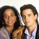Rae Dawn Chong and C. Thomas Howell