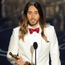 Jared Leto from the 86th Academy Awards held at the Dolby Theatre in LA (March 2)