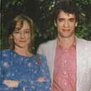 Samantha Lewes and Tom Hanks