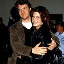 Sandra Bullock and Tate Donovan