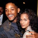 Sheree Smith and Will Smith