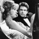 Susannah York and Warren Beatty