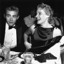 Ursula Andress and James Dean