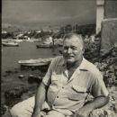 Ernest Hemingway in Cuba - 454 x 530