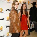 David Gallagher and Megan Fox