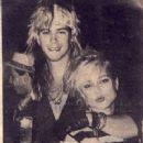 Duff McKagan and Amanda Mandy Brixx