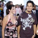 Mike Shinoda and Anna Lovejoy