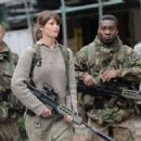 Gemma Arterton On The Set Of She Who Brings Gifts In Birmingham