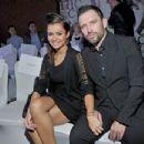 "Natalia Siwiec and Mariusz Raduszewski in open market ""Ptak Outlet''"