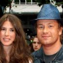 Jamie Oliver and Juliette Norton