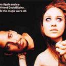 David Blaine and Fiona Apple - 332 x 271