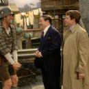 Franz Liebkind (Will Ferrell), Max Bialystock (Nathan Lane) and Leo Bloom (Matthew Broderick)