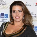 Alicia Machado – 20th Annual NHMC Impact Awards Gala - 407 x 600
