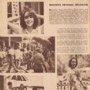 Elizabeth Taylor - Elokuva-Aitta Magazine Pictorial [Finland] (July 1958) - 454 x 601