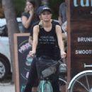 Paris Hilton out in Tulum