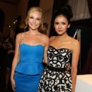 Nina Dobrev - Candice King