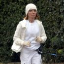 Geri Horner – Jog around North London - 454 x 500