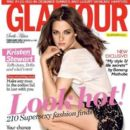 Kristen Stewart on South Africa Glamour - February 2012