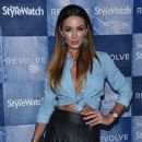 Courtney Bingham Sixx attends the People StyleWatch Denim Event at The Line on September 18, 2014 in Los Angeles, California