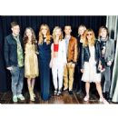 James Jagger, Elizabeth Jagger, Celine Dion, Georgia May Jagger, Josh McLellan, Posy Brinkley, Suki Waterhouse and Brett Grace - 454 x 454