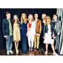 James Jagger, Elizabeth Jagger, Celine Dion, Georgia May Jagger, Josh McLellan, Posy Brinkley, Suki Waterhouse and Brett Grace