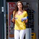 Danielle Lloyd – Out in Birmingham